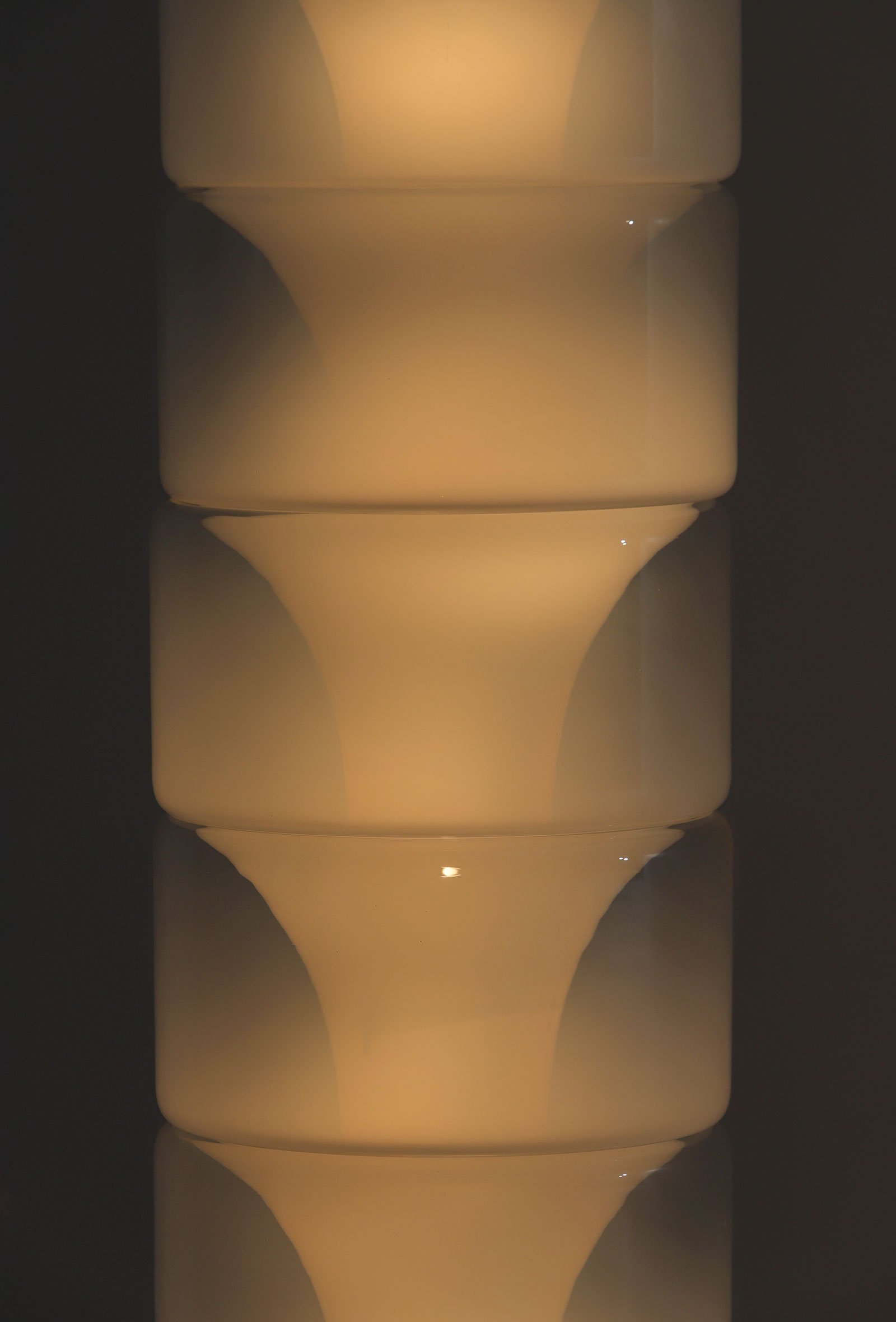 LT316 floor lamp by Carlo Nason for Mazzega