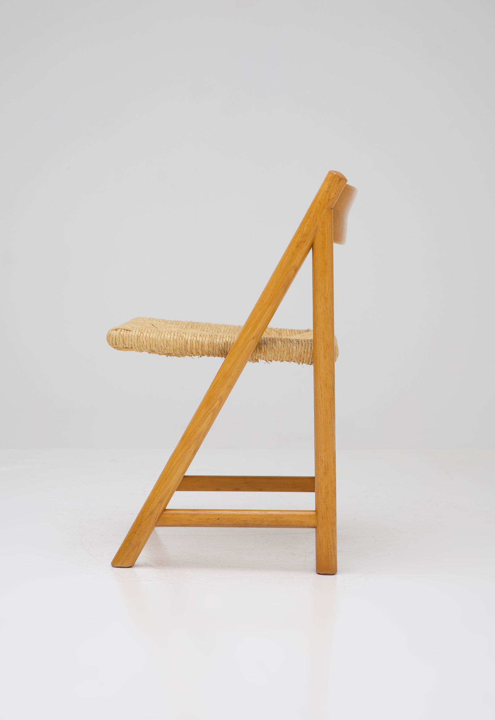 1960s Woven Cane Chairs
