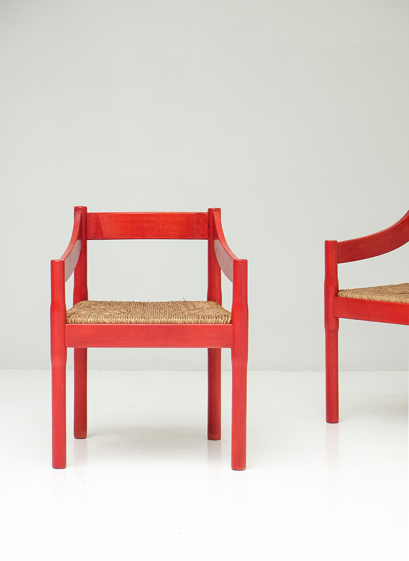 Carimate Chairs by Vico Magistrettiimage 3