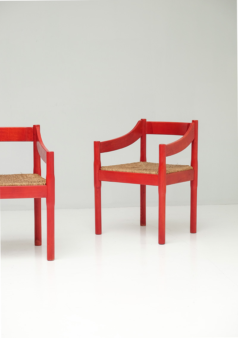 Carimate Chairs by Vico Magistrettiimage 2