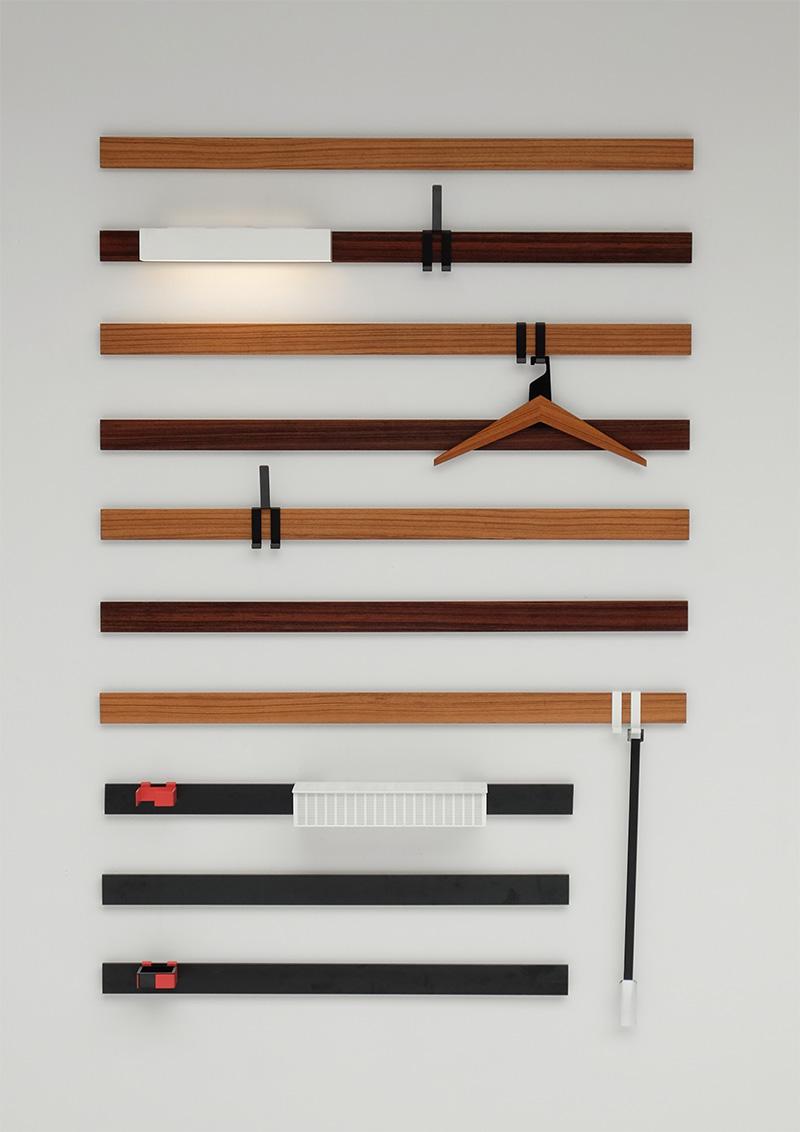Rudolf Rochelt Werkstatten Coat hanger.