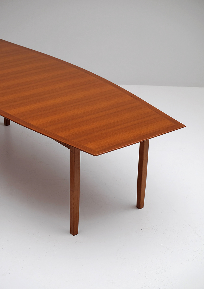 city furniture  florence knoll dining or conference table