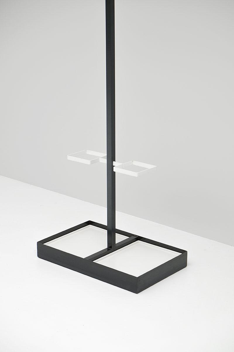 1960 minimalist Industrial coat hanger  image 3