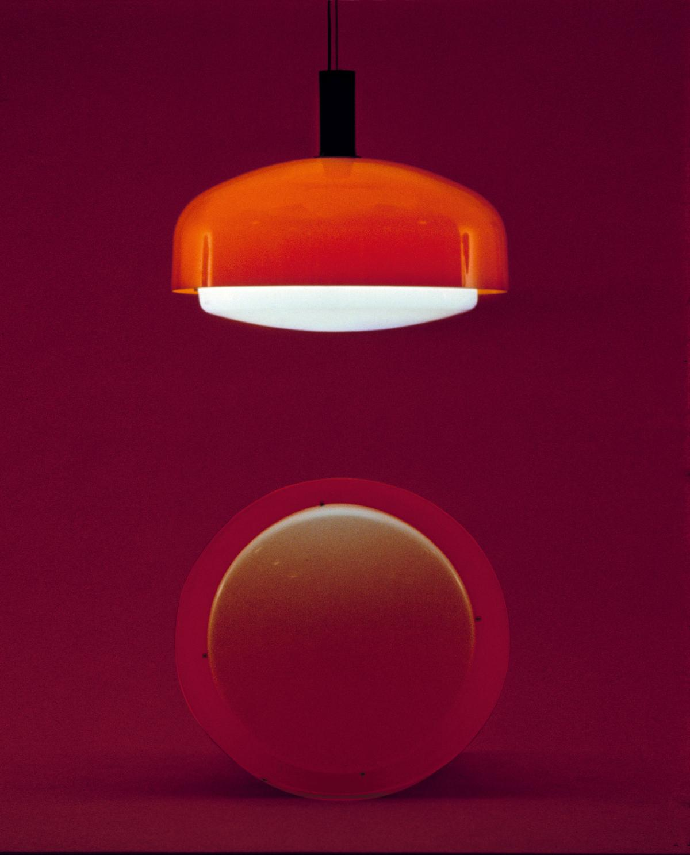 Eugenio Gentile Kartell kd62 Pendant Lamp image 8