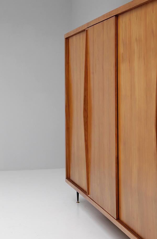 Large Elegant 1950s Wardrobe
