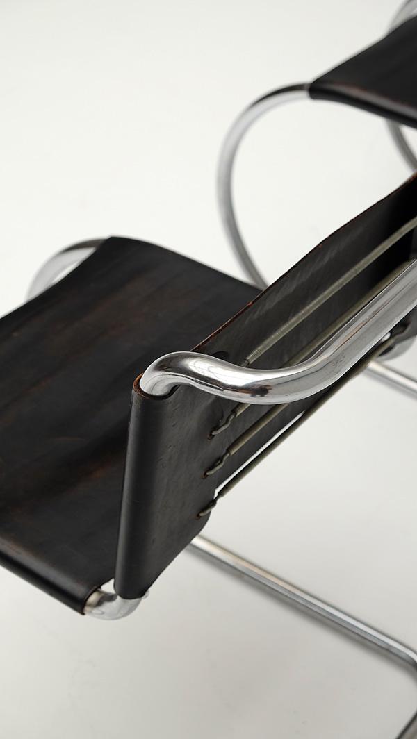 Chairs, Mies van der Rohe, Knoll, bauhaus
