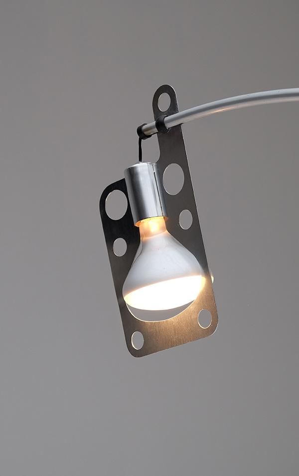 ITALIAN FLOOR LAMP BY GABETTI