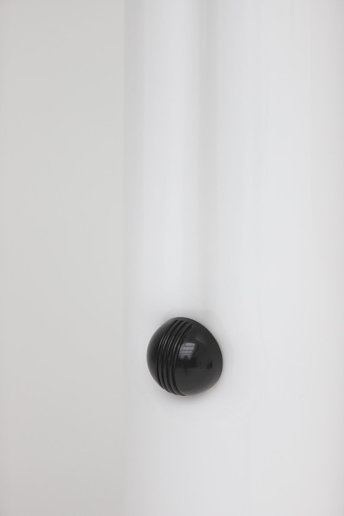 Alba floor lamp by Sergio Brazzoli and Ermanno Lampa for Harvey Guzzini 1973image 7