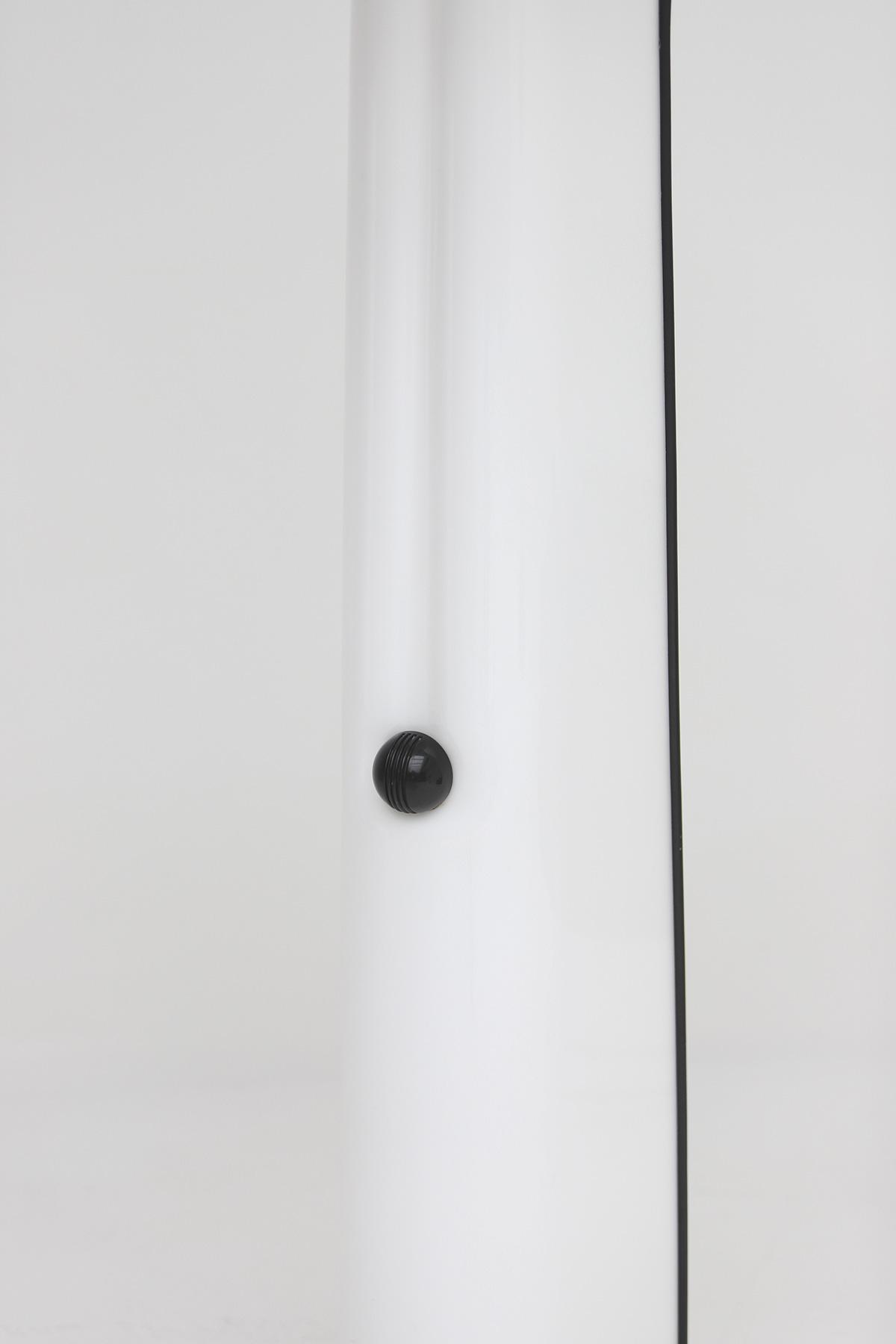 Alba floor lamp by Sergio Brazzoli and Ermanno Lampa for Harvey Guzzini 1973image 6