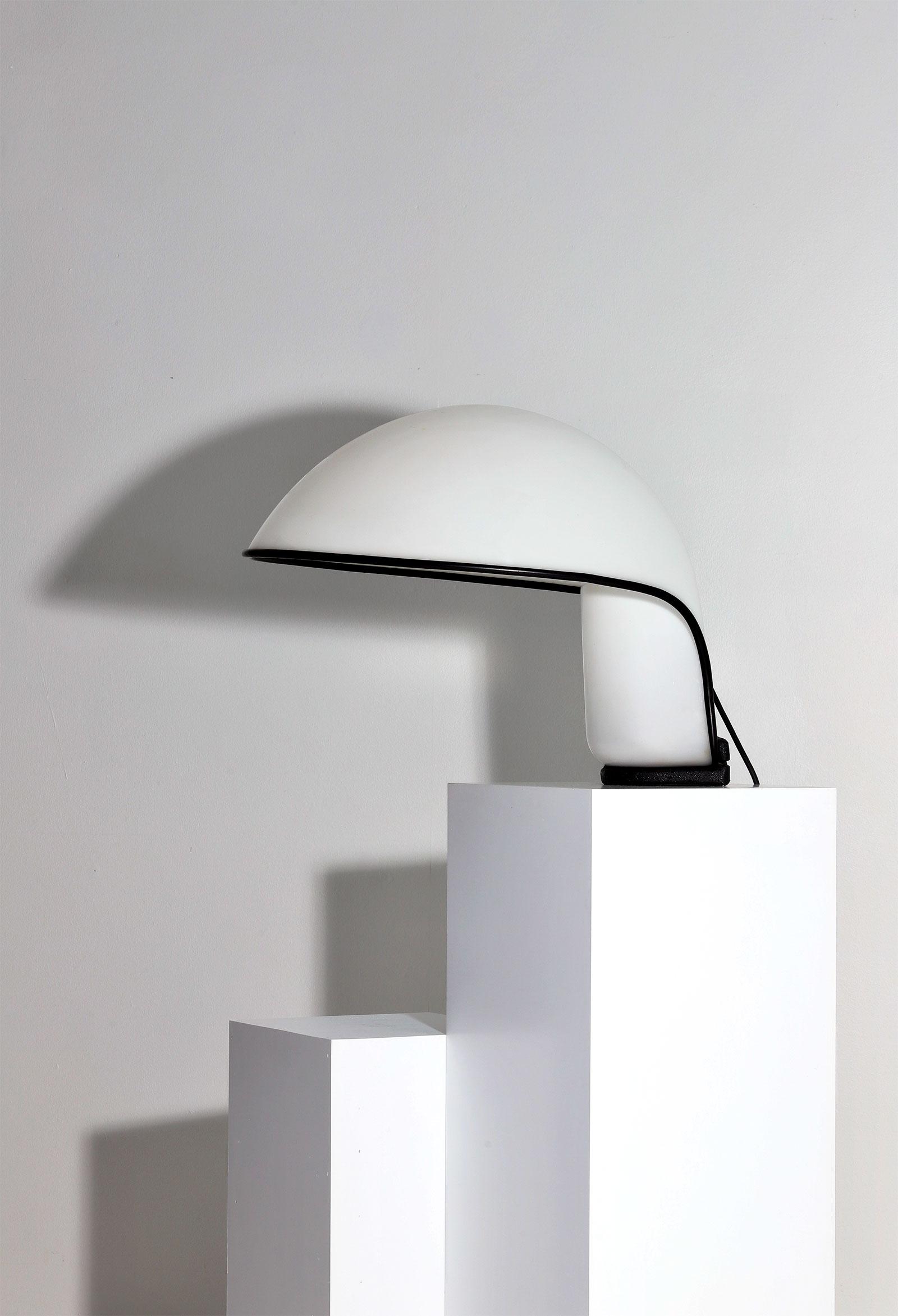 Albanella Table Lamp by Sergio Brazzoli & Ermanno Lampa for Guzziniimage 2