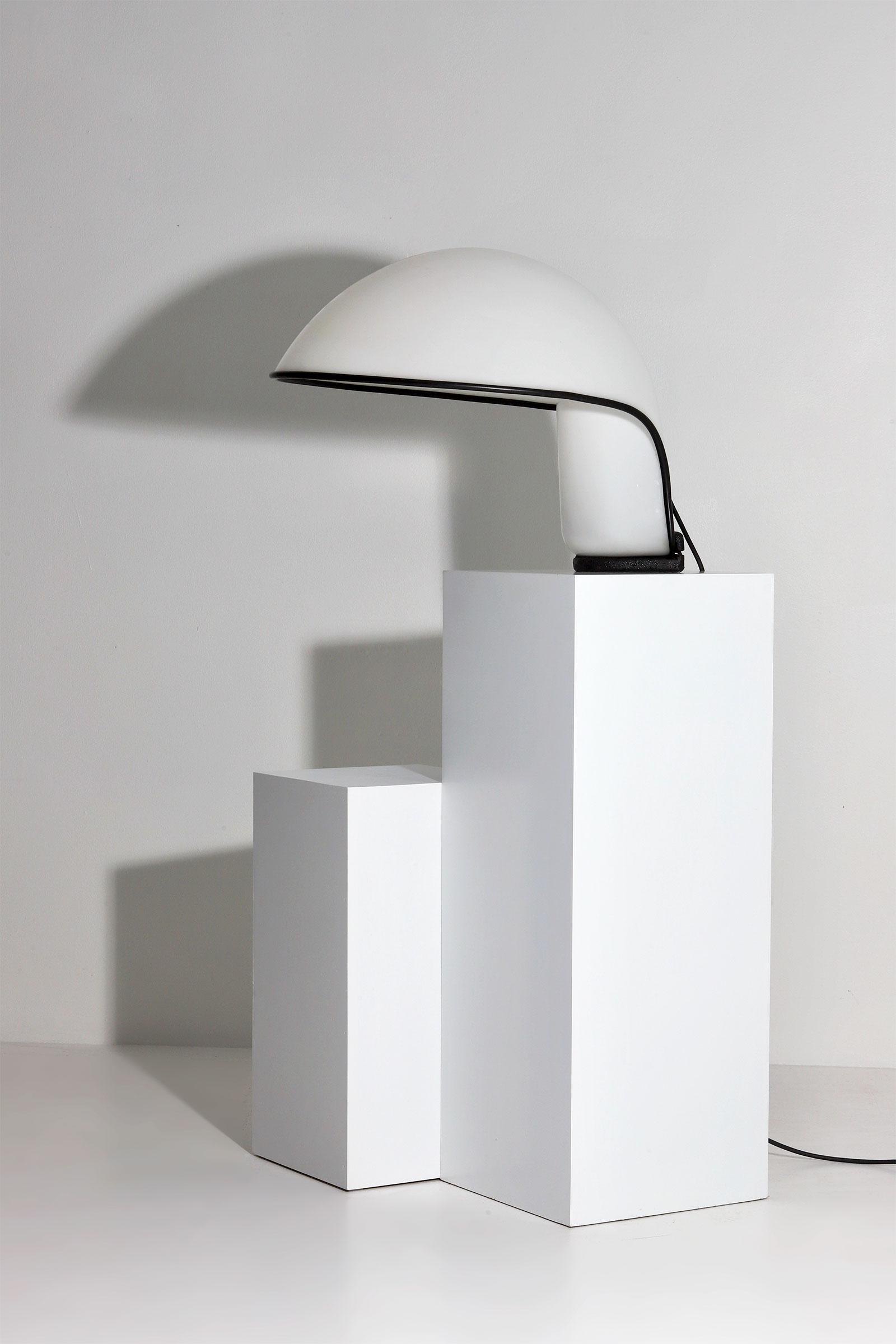 Albanella Table Lamp by Sergio Brazzoli & Ermanno Lampa for Guzziniimage 1