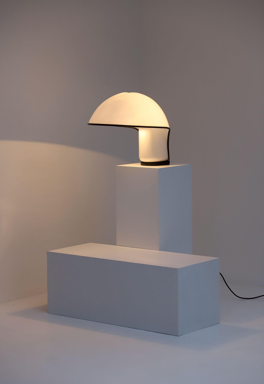 Albanella Table Lamp by Sergio Brazzoli & Ermanno Lampa for Guzziniimage 8