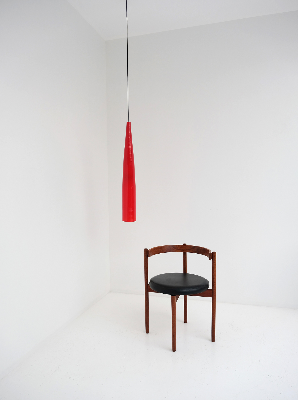 Alessandro Pianon Vistosi Pendant Lamp  Italy 1960image 1