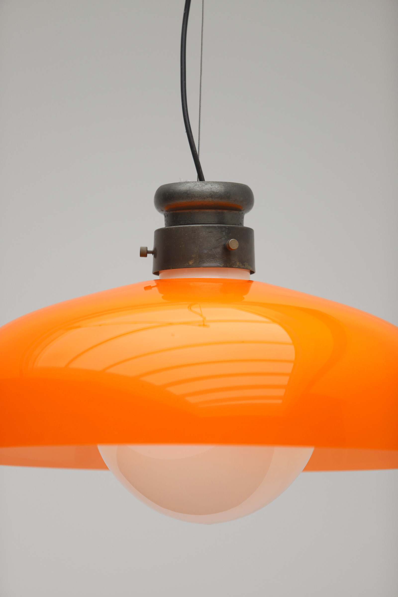 Pendant Lamp by Alessandro Pianon for Vistosiimage 4
