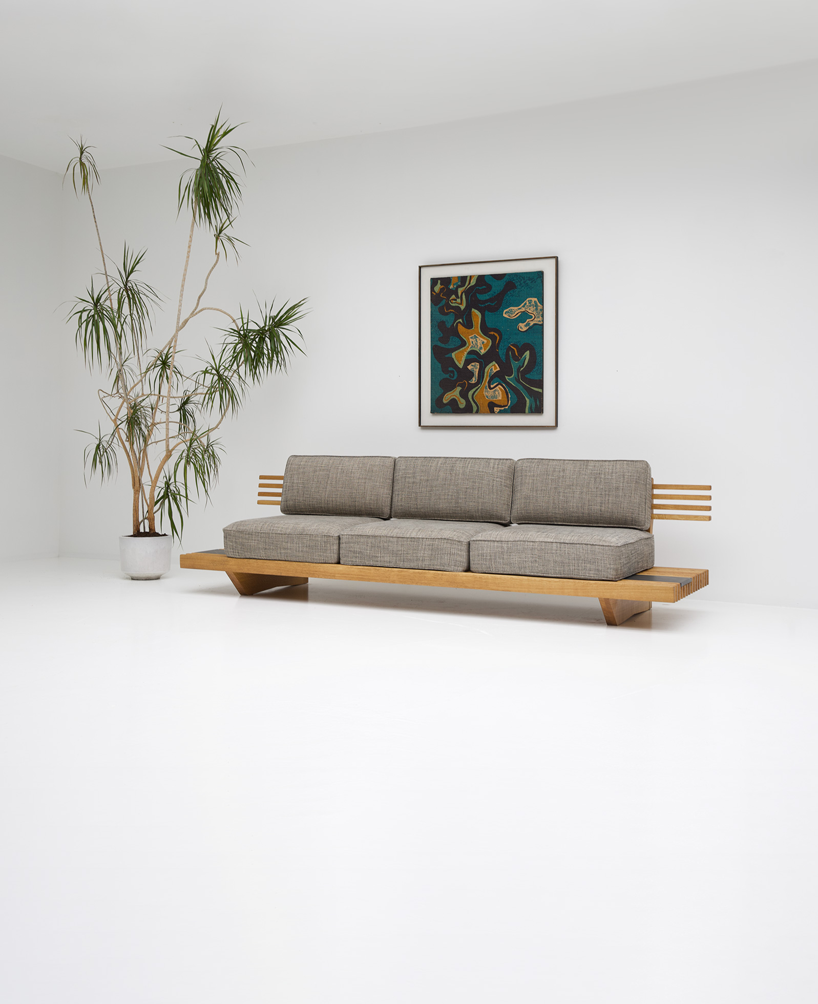 JAPANESE BENCH