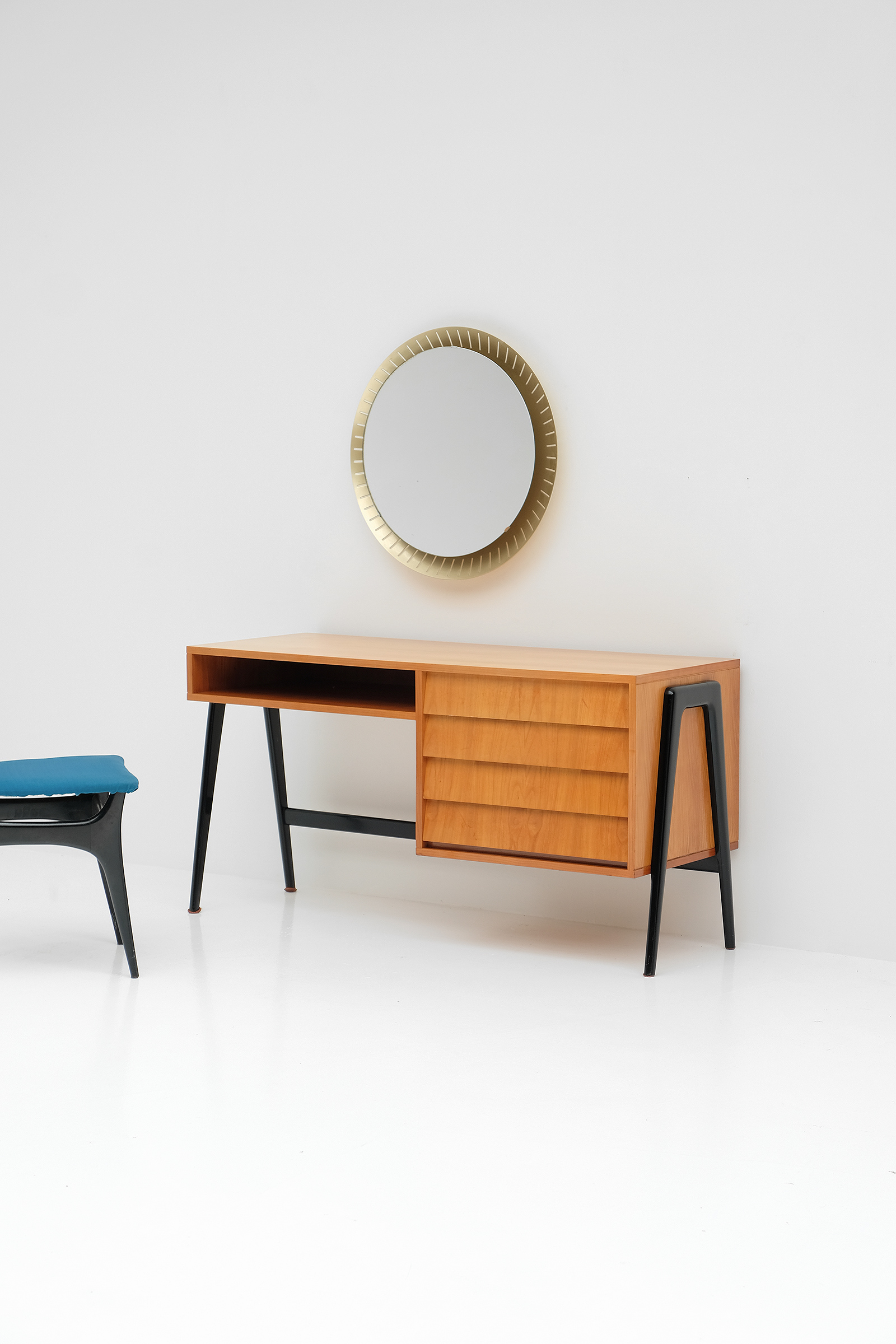 Alfred Hendrickx Vanity Dressing Table by Belform