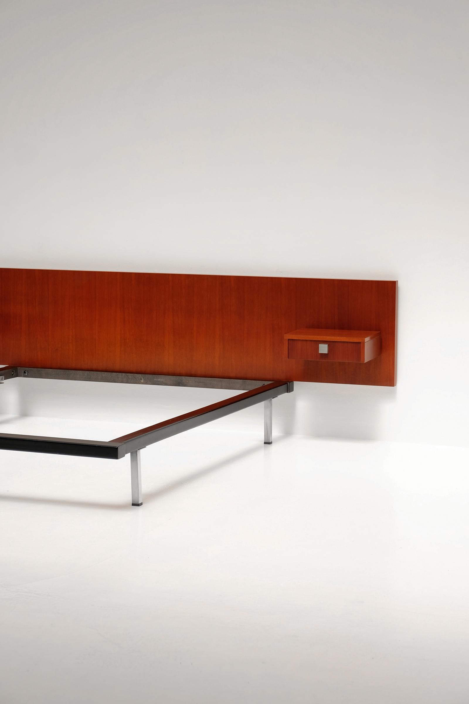 1960s Alfred Hendrickx Belform Bed