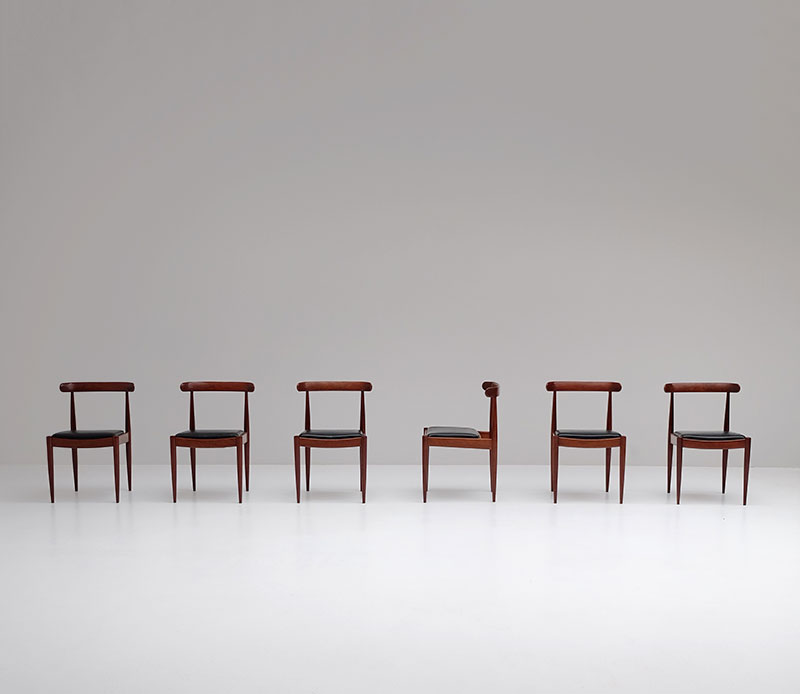 Alfred Hendrickx Dining Chairs image 1