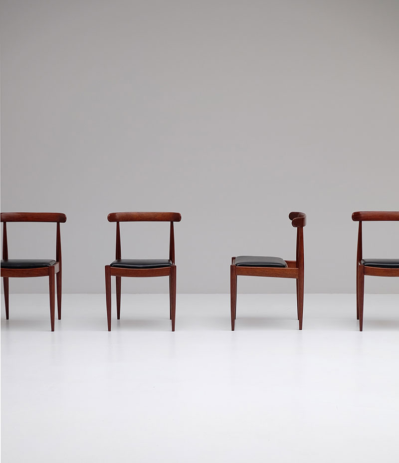 Alfred Hendrickx Dining Chairs image 2