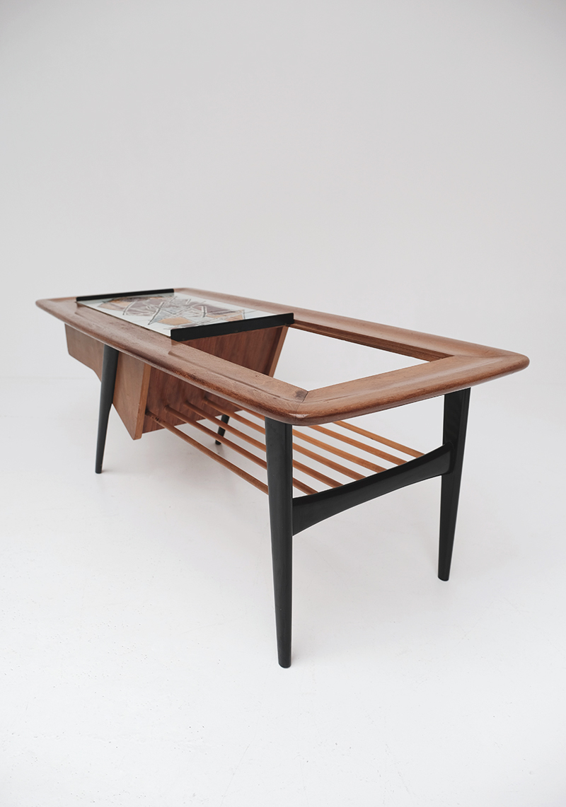 1958 Coffee Table Designed by Alfred Hendrickximage 7