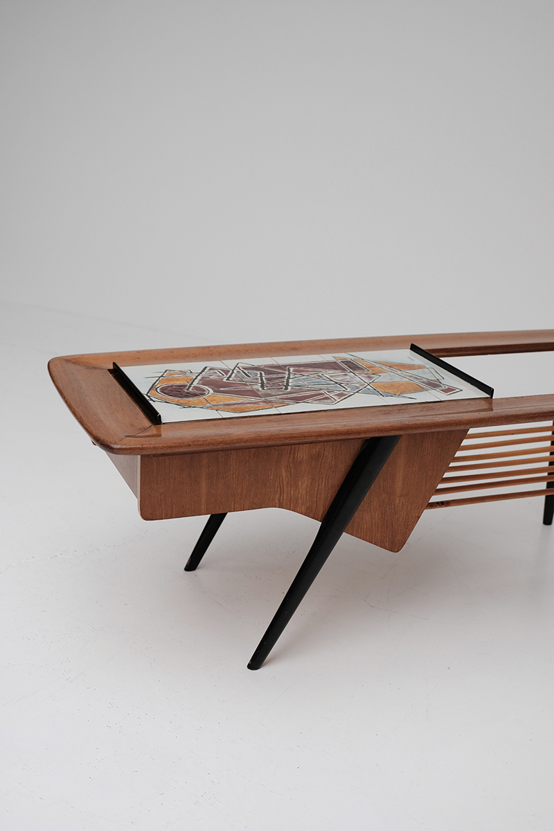 1958 Coffee Table Designed by Alfred Hendrickximage 11