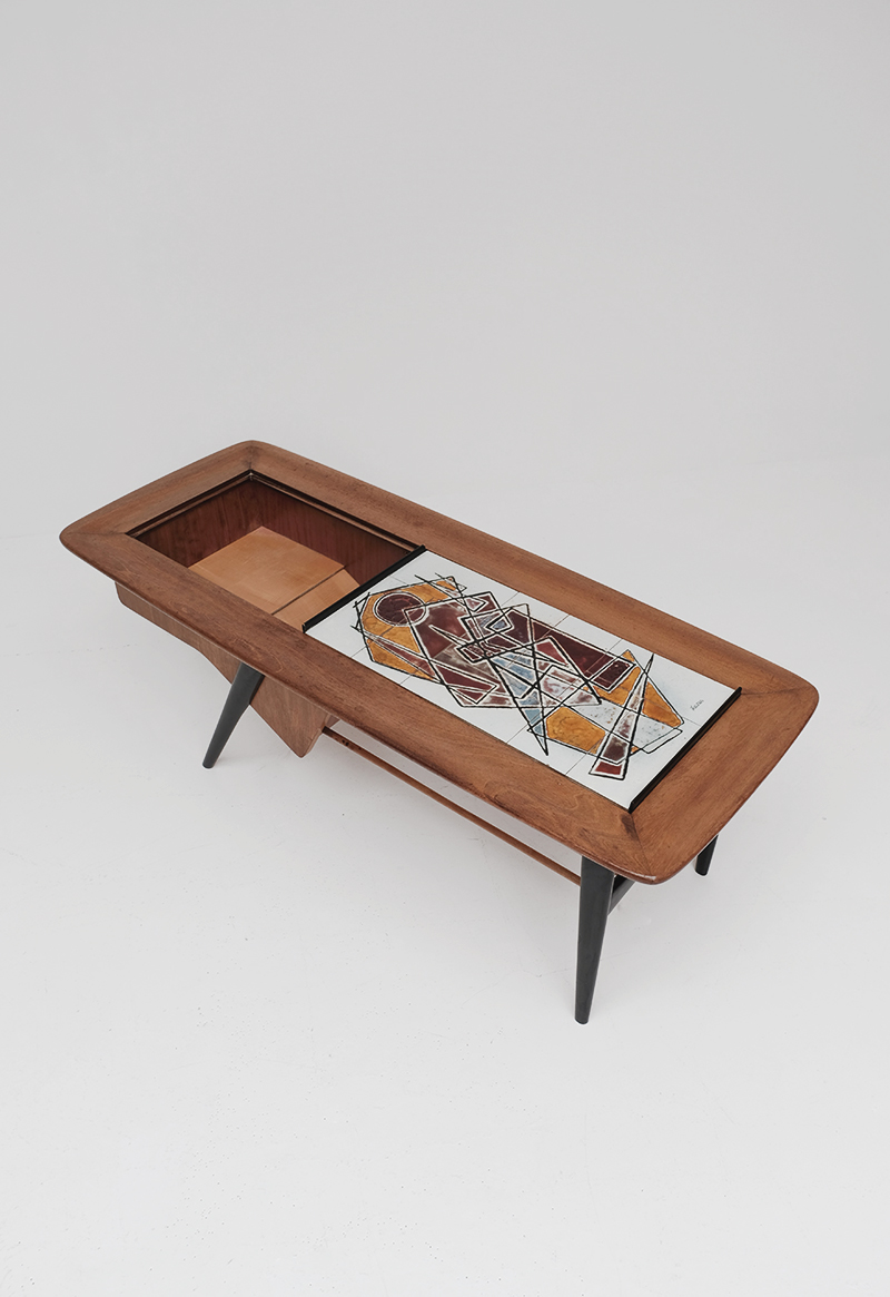 1958 Coffee Table Designed by Alfred Hendrickximage 2