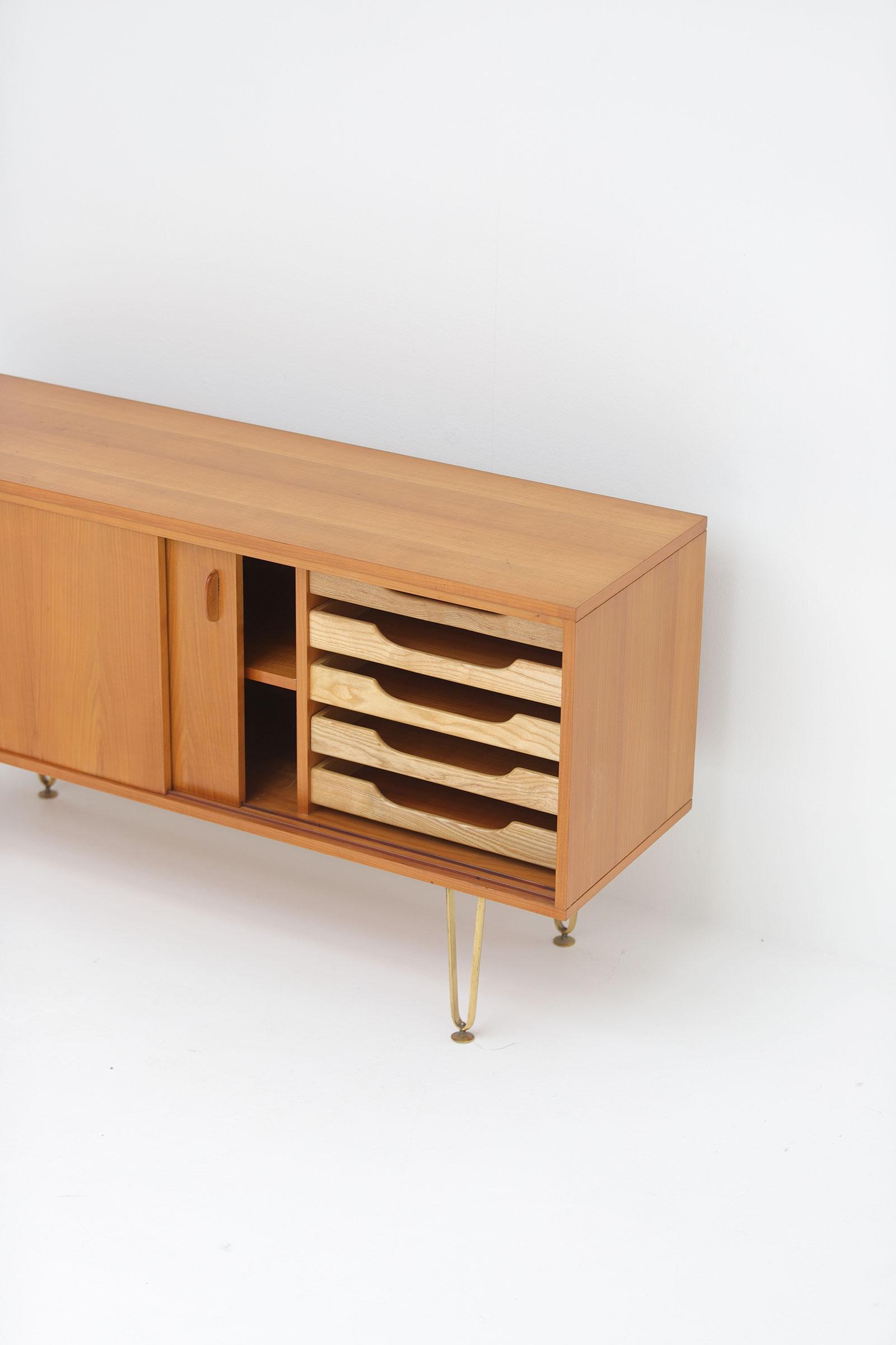 Alfred Hendrickx Rare 1958 Cabinet