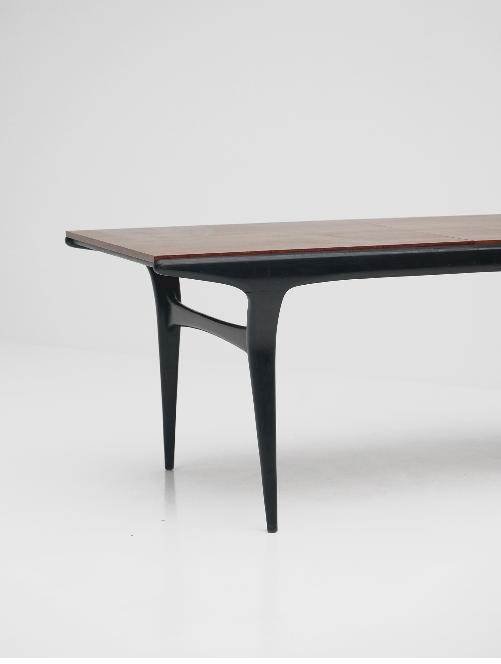 Alfred Hendrickx rare Belform Dining Table 1950simage 7