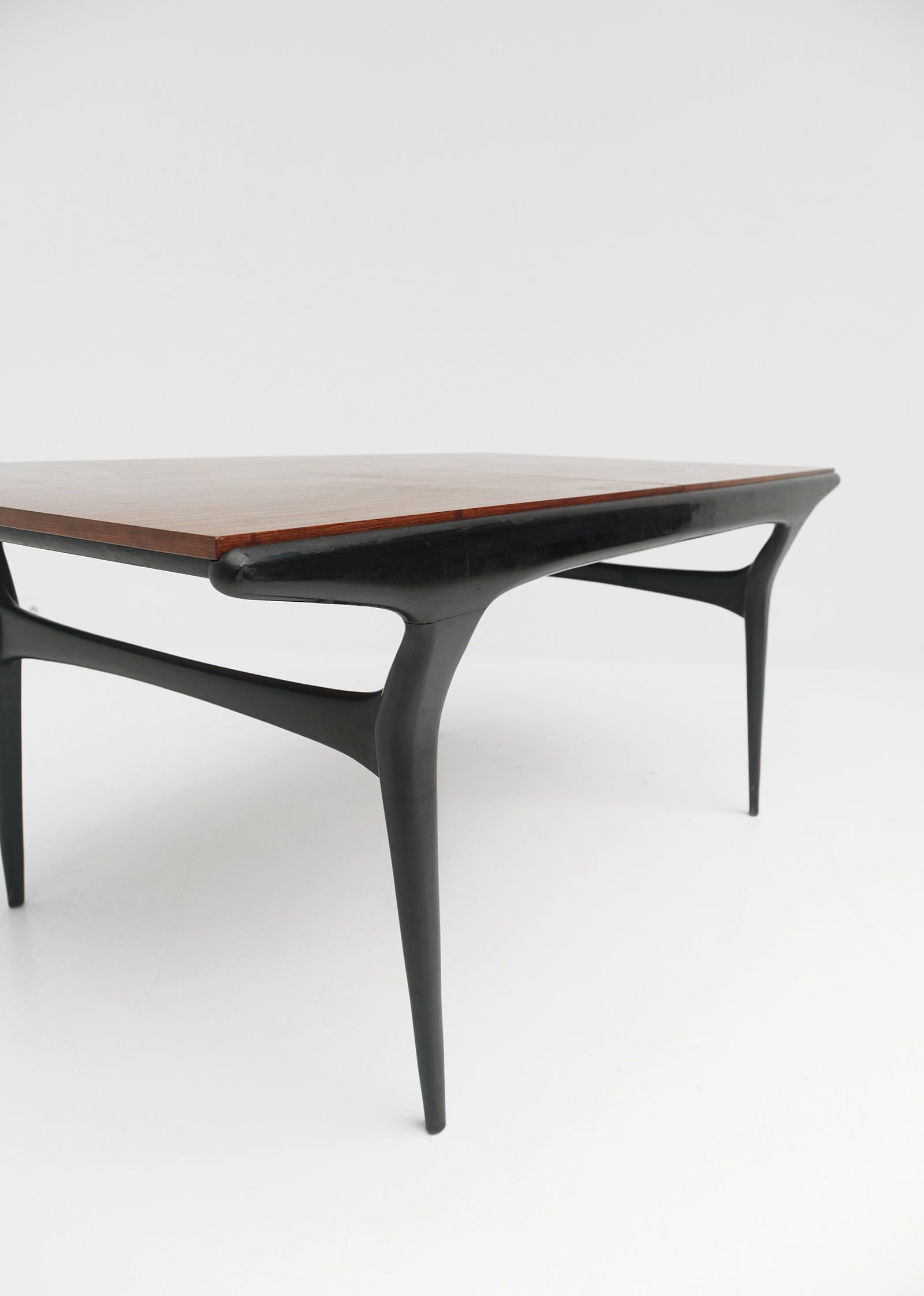 Alfred Hendrickx rare Belform Dining Table 1950s