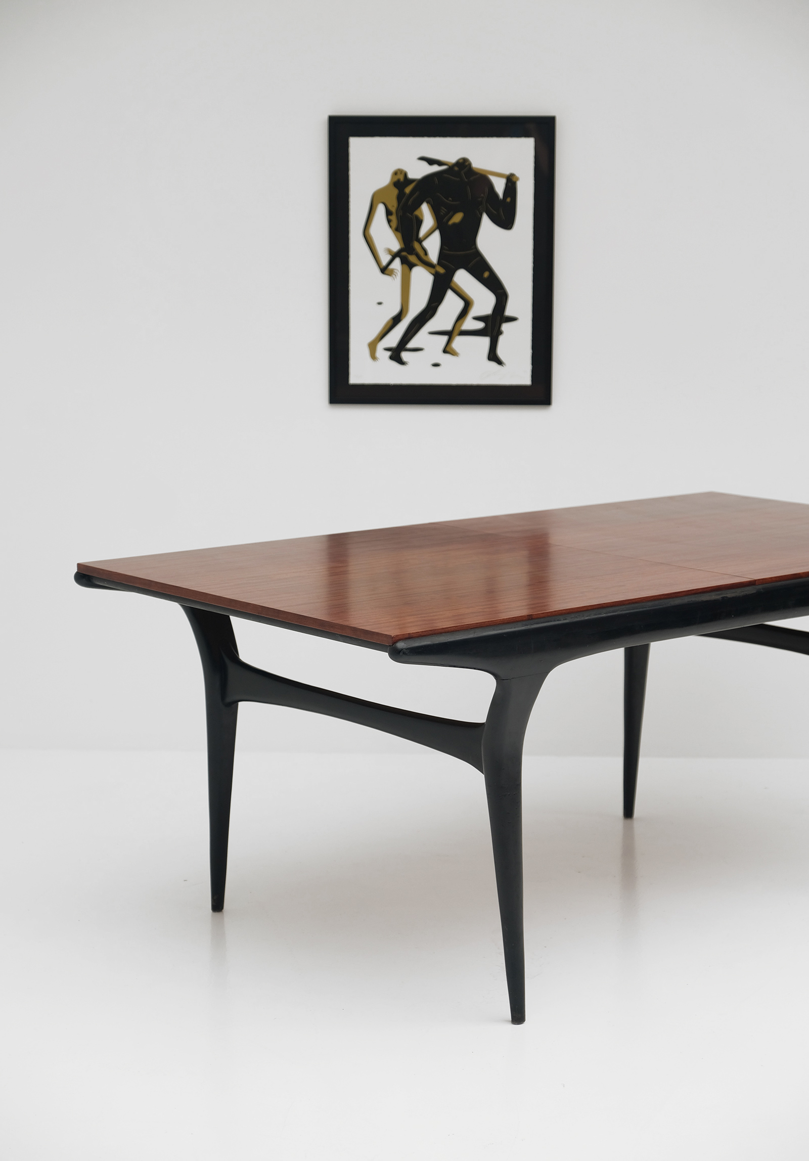 Alfred Hendrickx rare Belform Dining Table 1950simage 2