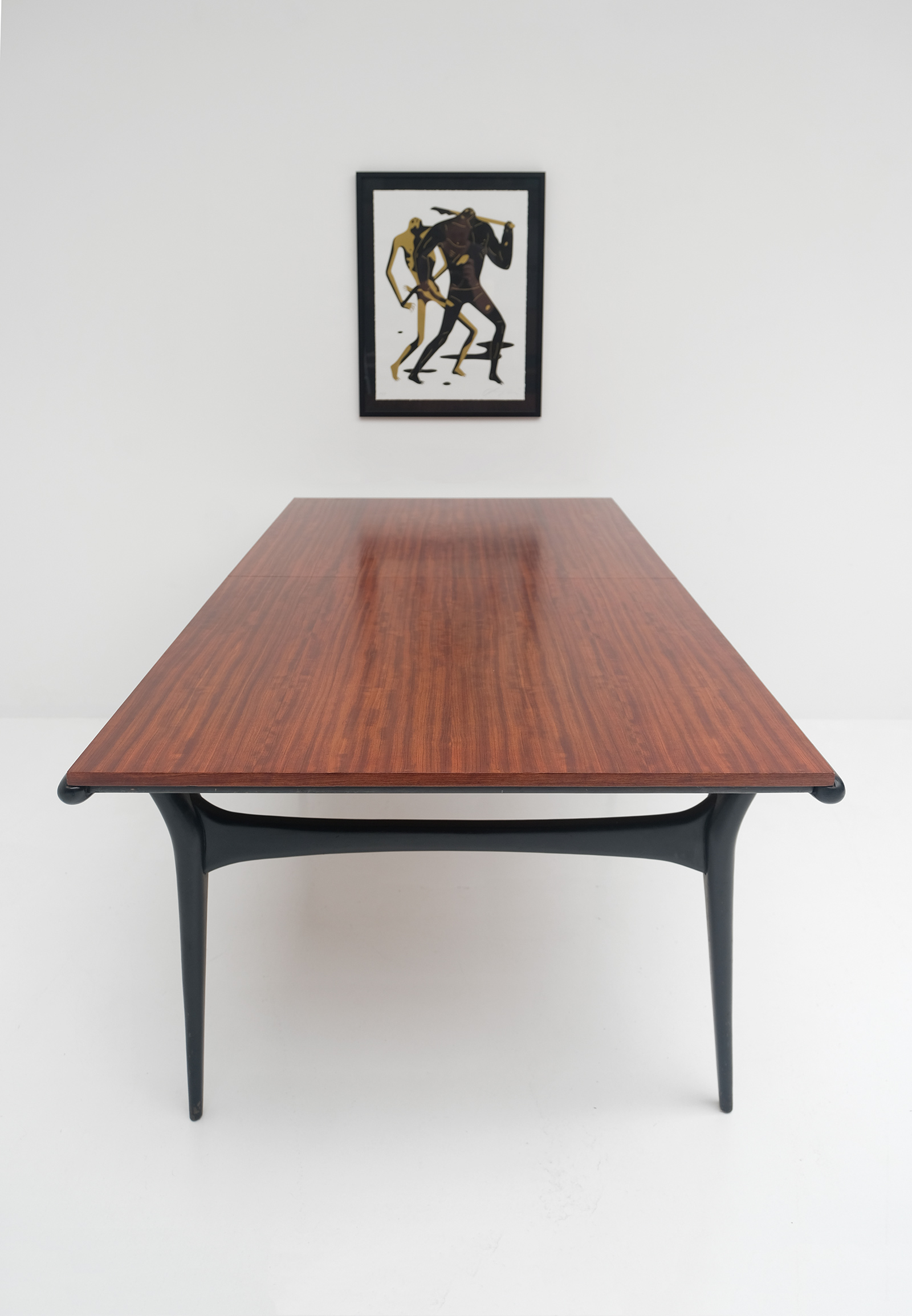 Alfred Hendrickx rare Belform Dining Table 1950simage 14