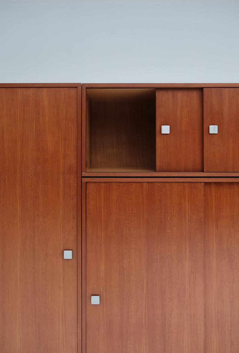 Large Alfred Hendrickx wardrobe