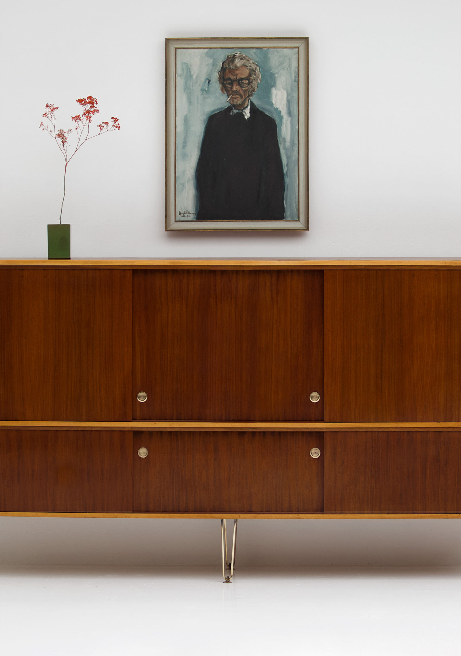 Alfred Hendrickx Sideboard For Belformimage 2