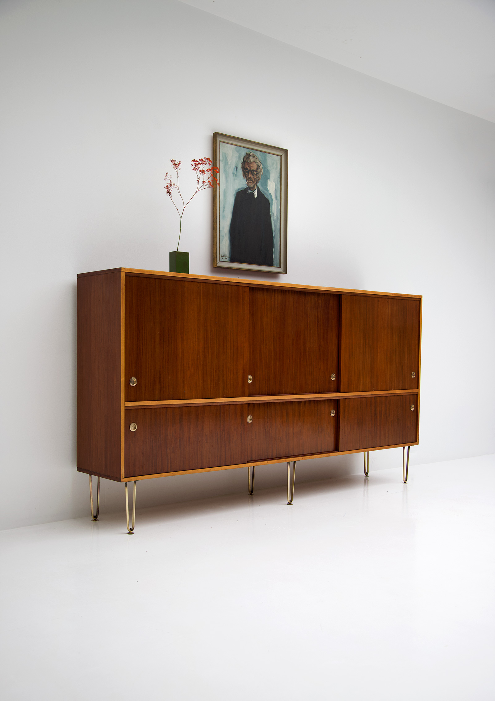 Alfred Hendrickx Sideboard For Belform