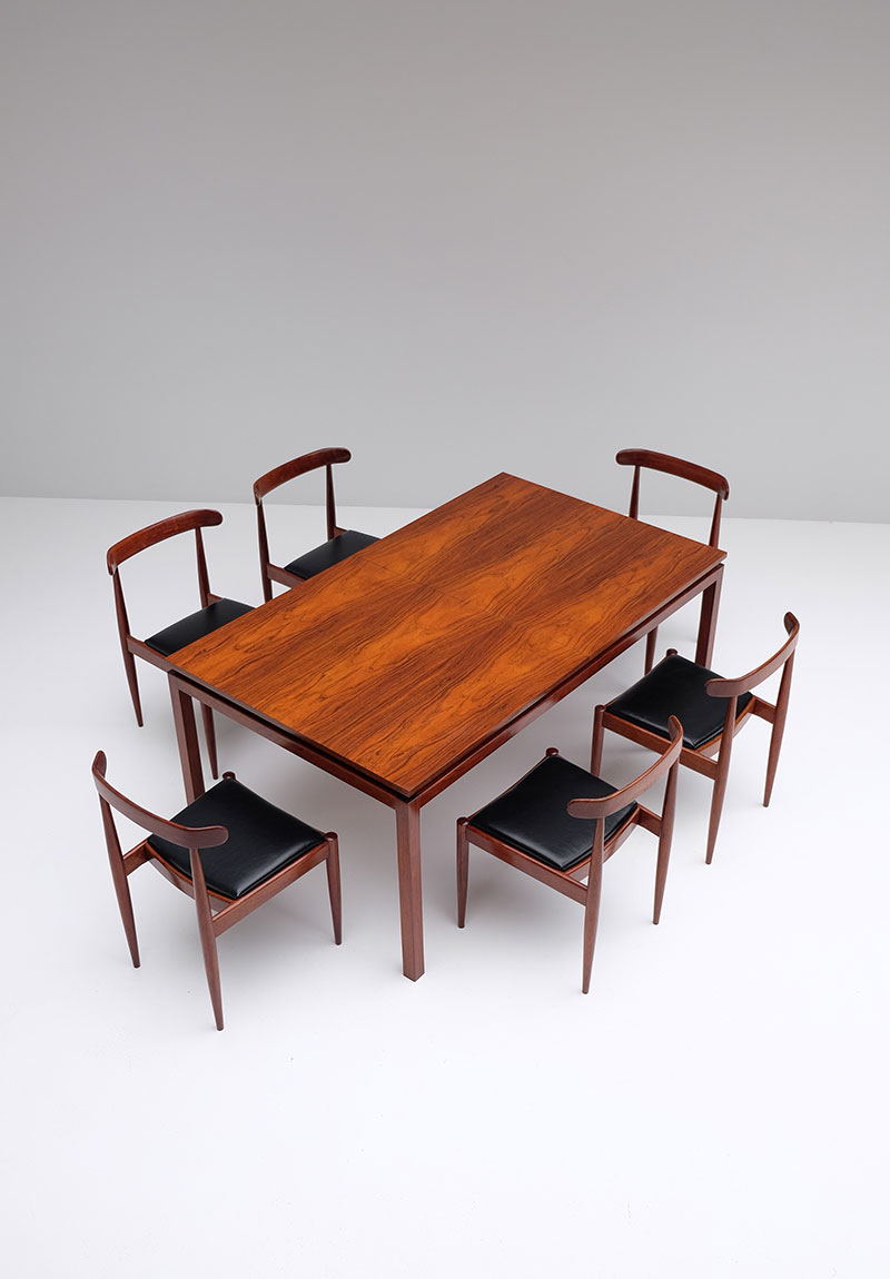 Alfred Hendrickx Dining Table  image 1