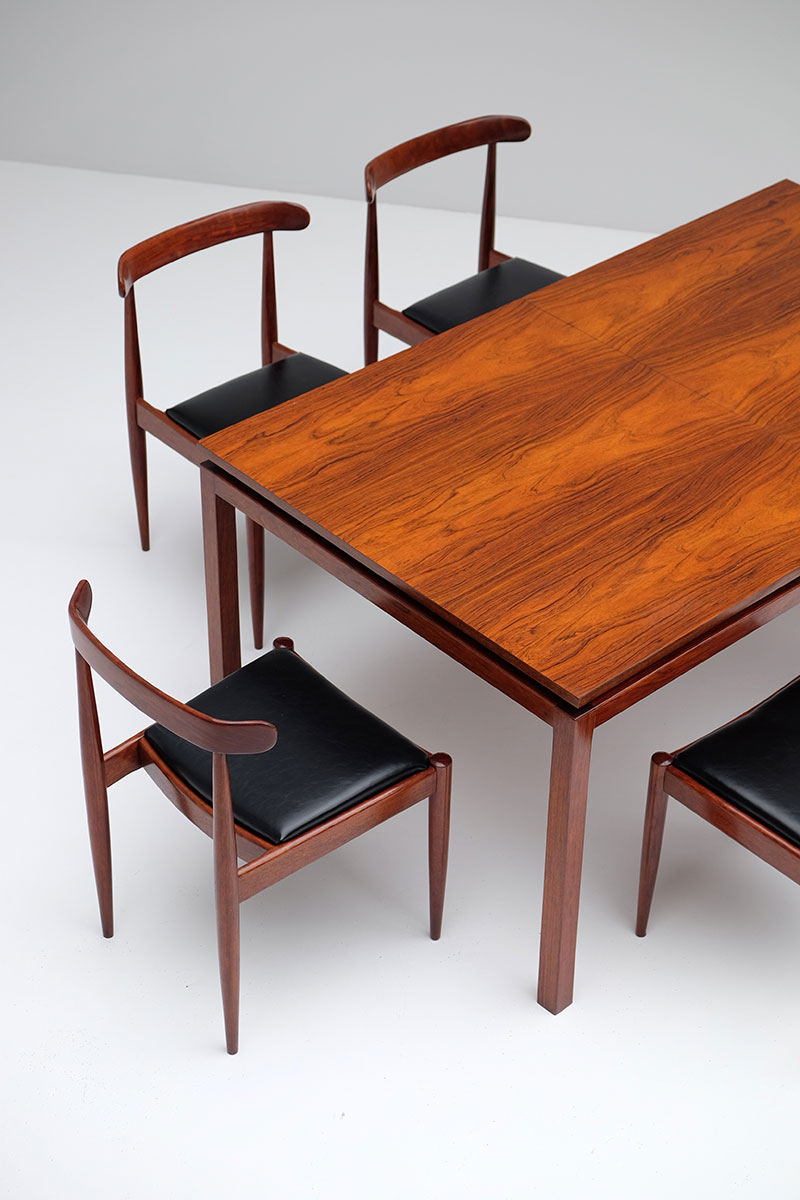 Alfred Hendrickx Dining Table  image 2