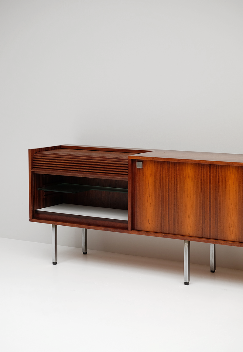 Rare Alfred Hendrickx Sideboard / Bar  image 11