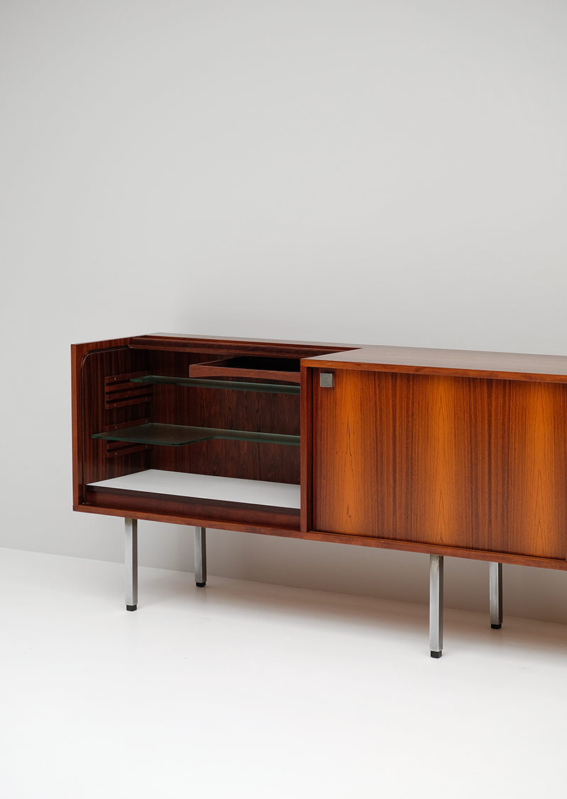 Rare Alfred Hendrickx Sideboard / Bar  image 12