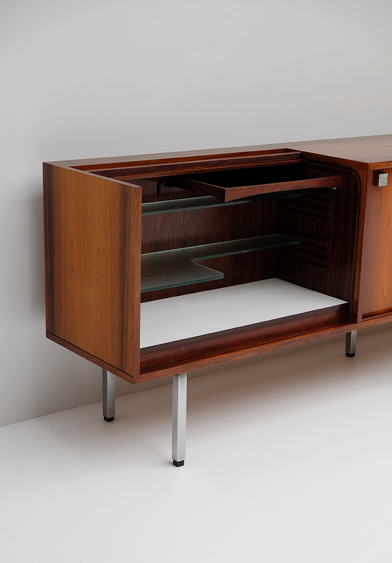 Rare Alfred Hendrickx Sideboard / Bar  image 13