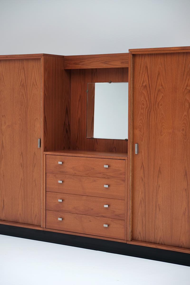 Alfred Hendrickx wardrobe by Belform