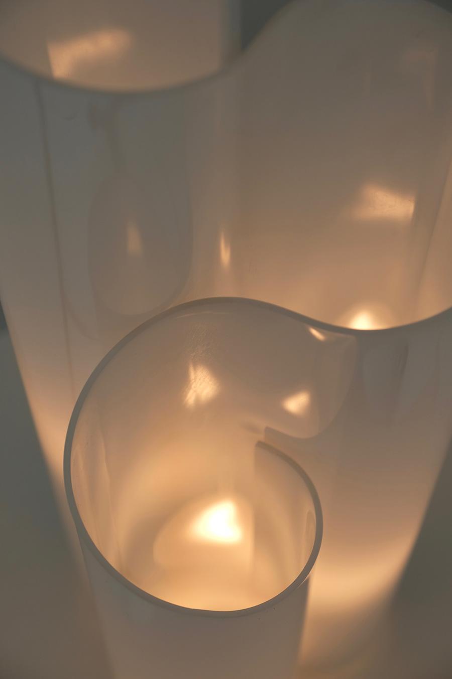 Vico Magistretti Mezza Chimera table lamp
