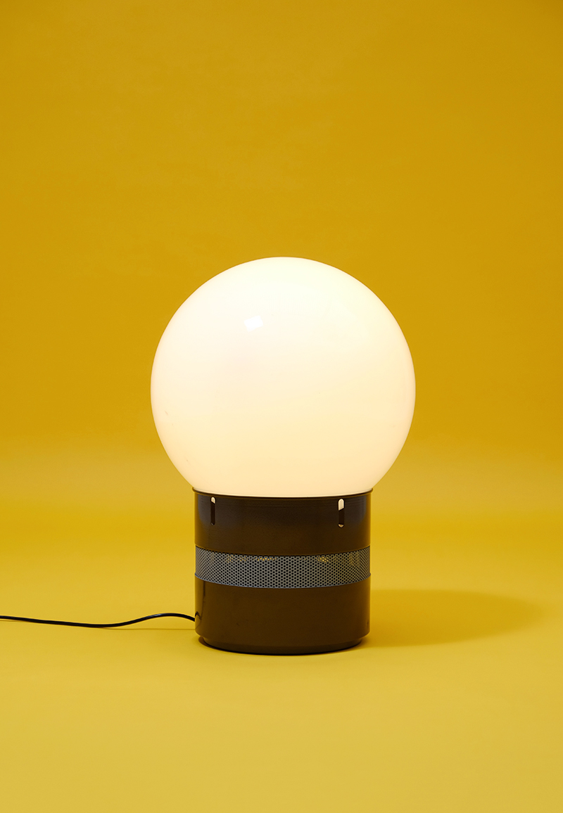 Mezzo Oracolo  Table Lamp by Gae Aulentiimage 2