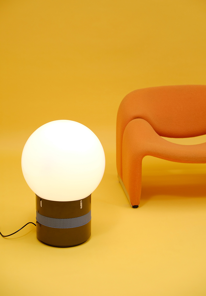 Mezzo Oracolo  Table Lamp by Gae Aulentiimage 5