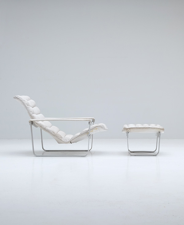 LOUNGE CHAIR BY ILMARI LAPPALAINEN FOR ASKOimage 1