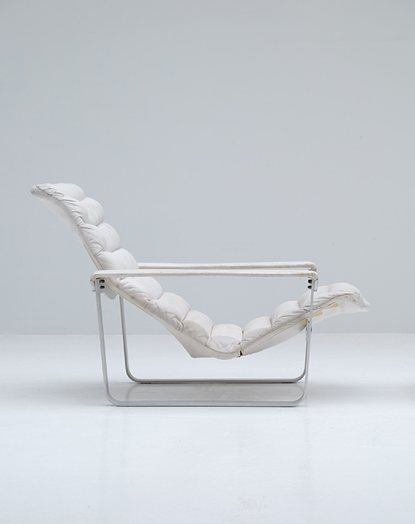 LOUNGE CHAIR BY ILMARI LAPPALAINEN FOR ASKOimage 2