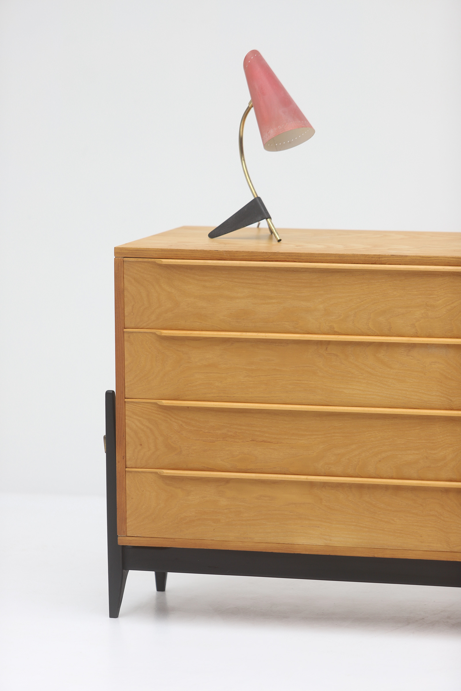 Elegant commode with drawers, 1950simage 2