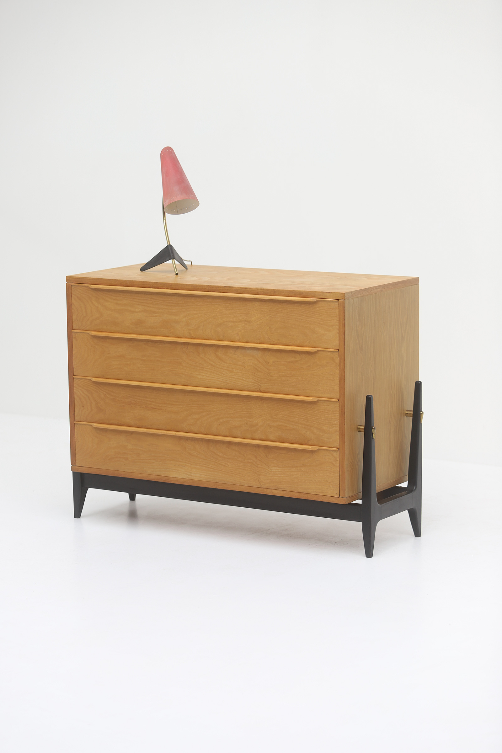 Elegant commode with drawers, 1950simage 10