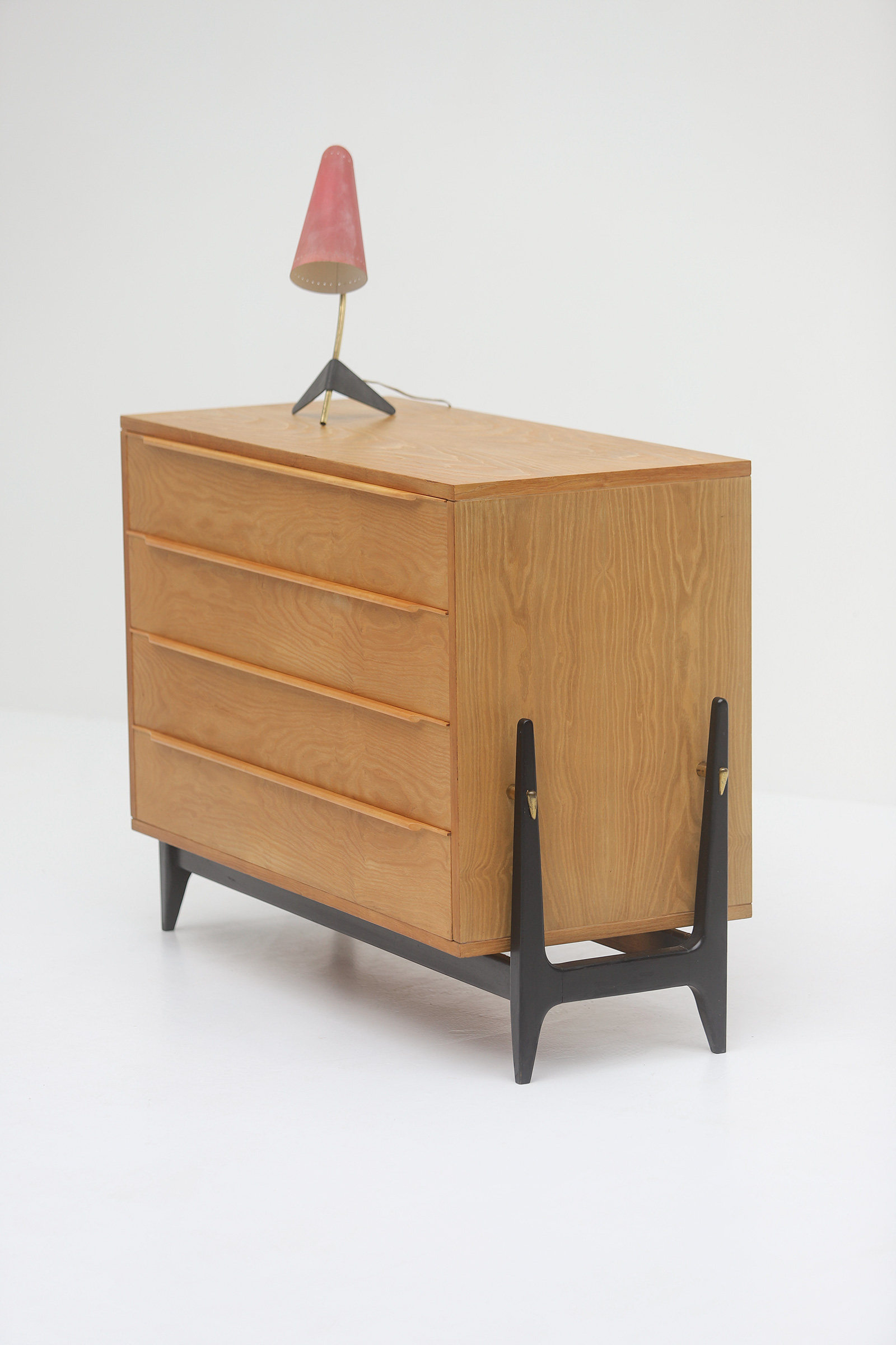 Elegant commode with drawers, 1950simage 4