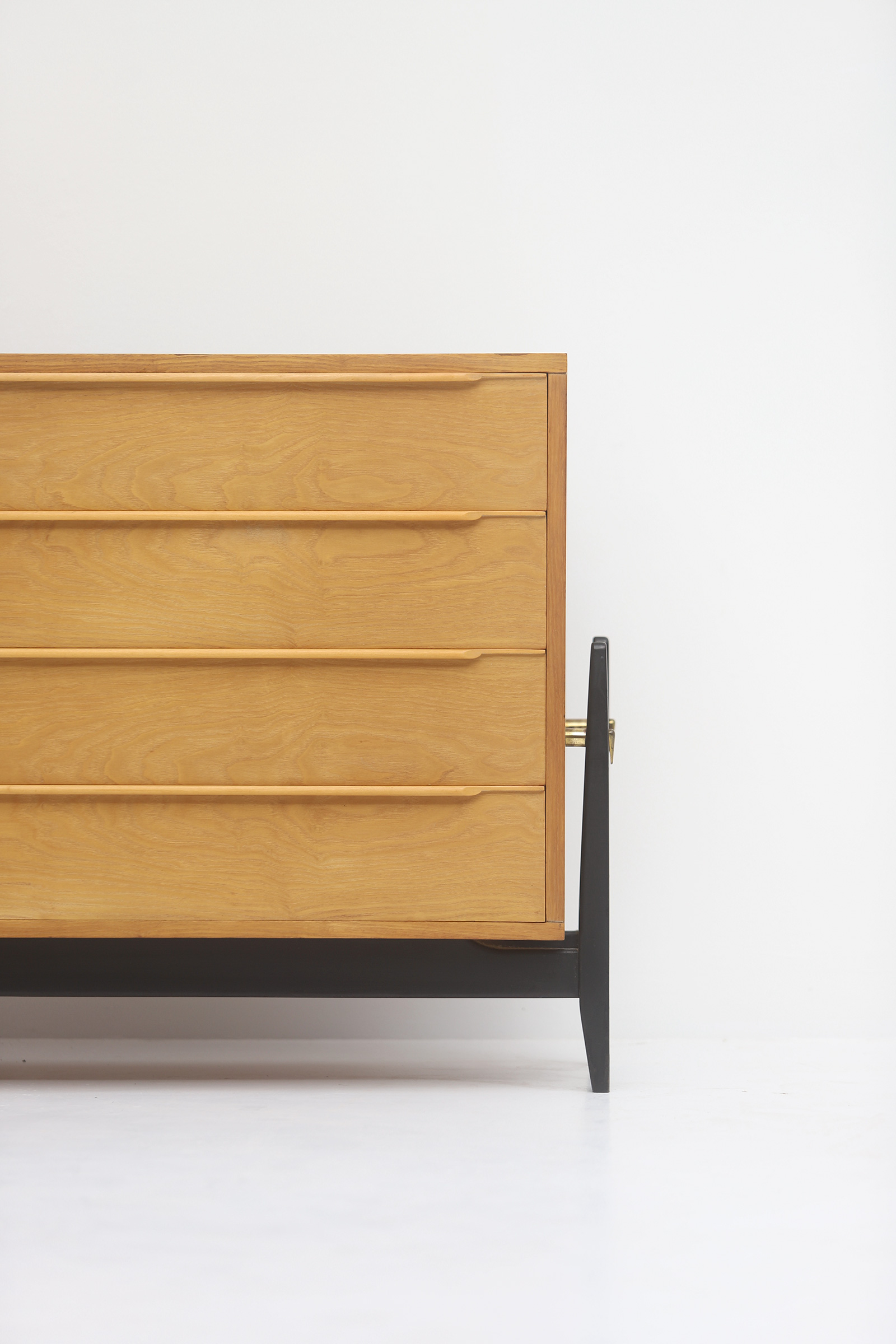 Elegant commode with drawers, 1950simage 7