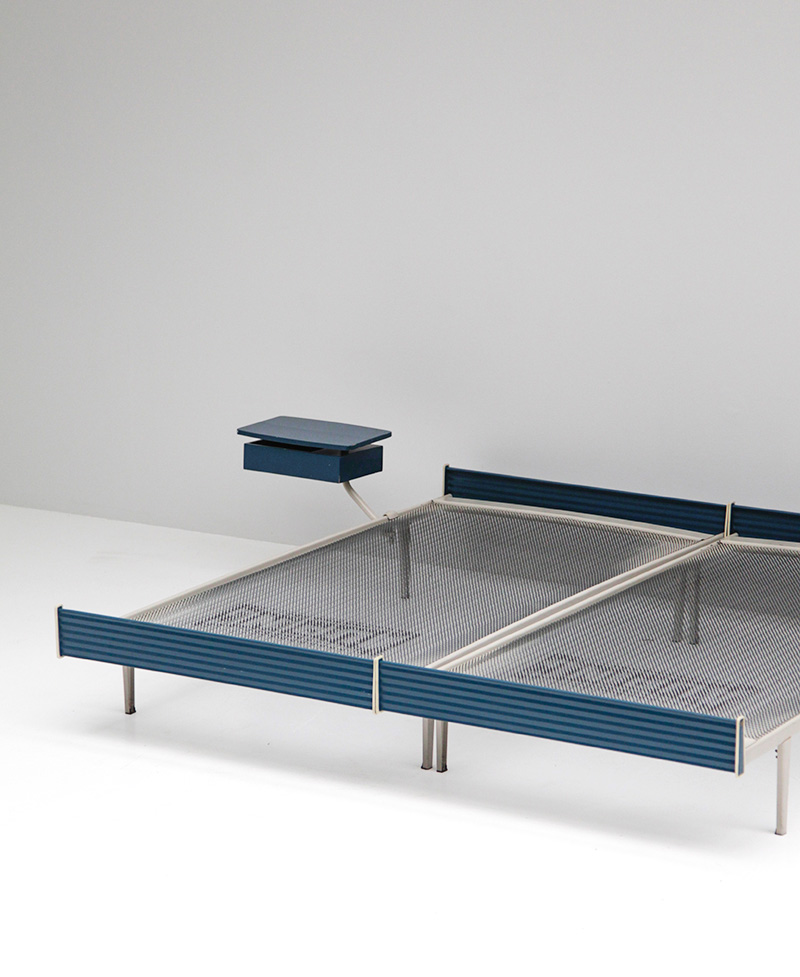 DICK CORDEMEIJER BED / DAYBED 1960s
